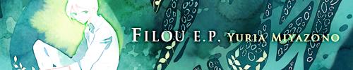 『FILOU E.P.』MUSIRISCA/D03a